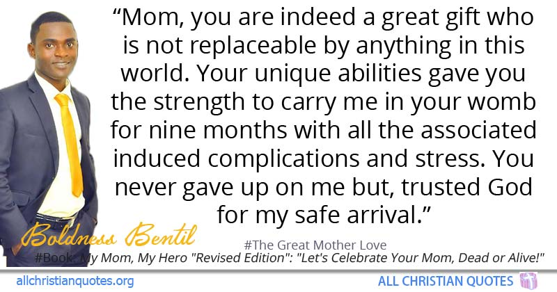 boldness bentil quote about products recognize heroes
