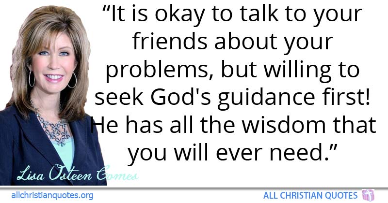 Greatest 6 Motivational Christian Quotes About Gods Guidance All
