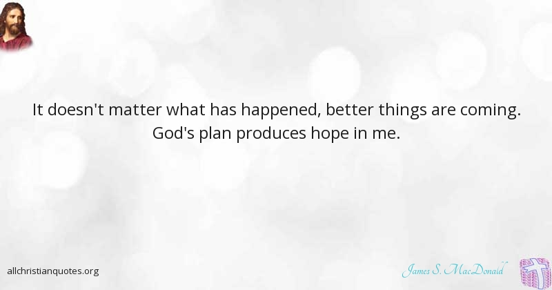 James S Macdonald Quote About Hope Works Pastor Together