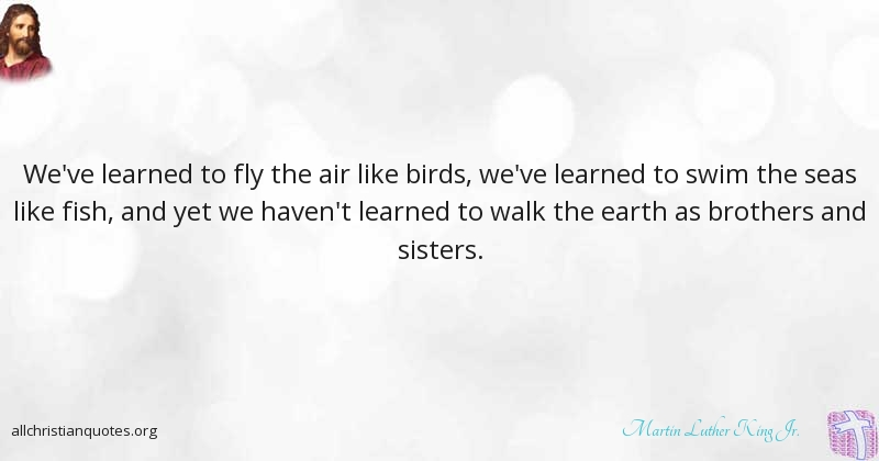 Martin Luther King Jr. Quote about: #Believing, #Transferred ...