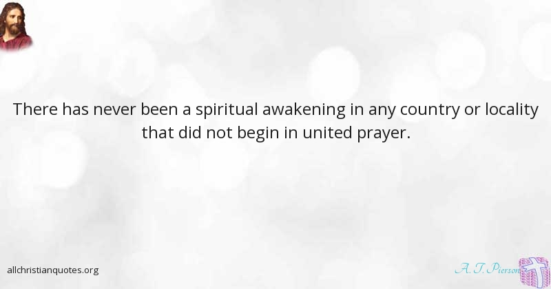 Spiritual Awakening Quotes Quotesarthur Tappan At Pierson  All Christian Quotes