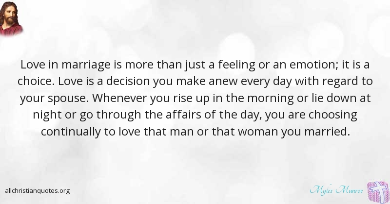 Dr Myles Munroe Quote About Love Morning Everybody
