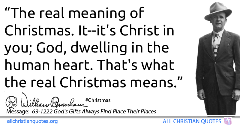 Greatest 72 Motivational Christian Quotes About christmas
