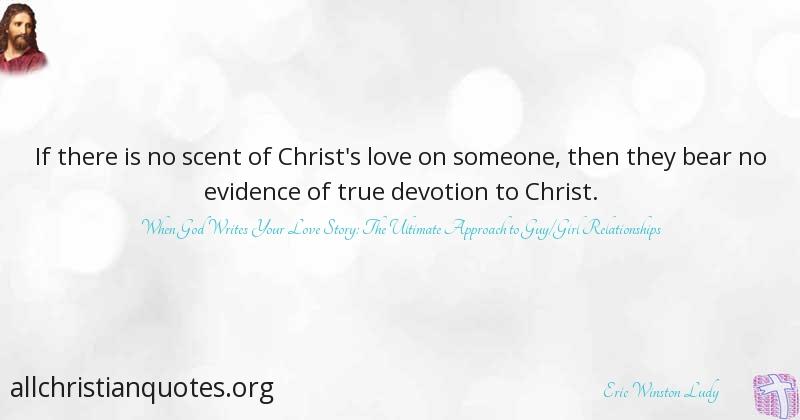 True christian love stories